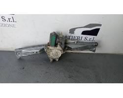 Motorino Alzavetro posteriore destra CITROEN C5 Berlina 1° Serie