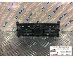 64116940861 COMANDI CLIMA MINI Cooper S 1600 Benzina   Km  (2003) RICAMBIO USATO