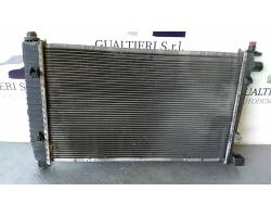 Radiatore acqua MERCEDES Classe A W168 2° Serie