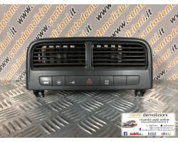 Bocchette Aria Cruscotto FIAT Grande Punto 1° Serie