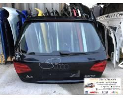 Portellone Posteriore Completo AUDI A4 Avant 4° Serie