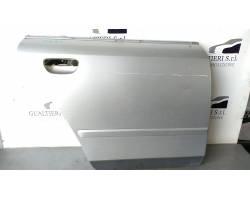 Portiera Posteriore Destra AUDI A4 Avant 2° Serie