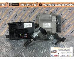 Kit Centralina Motore FIAT Grande Punto 1° Serie