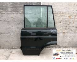 Portiera Posteriore Sinistra LAND ROVER Discovery 2° Serie