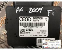 Centralina freno stazionamento AUDI A4 Avant 4° Serie