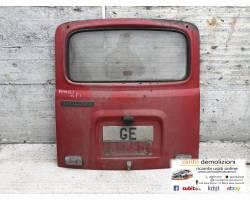 Portellone Posteriore Completo RENAULT 4 1° Serie