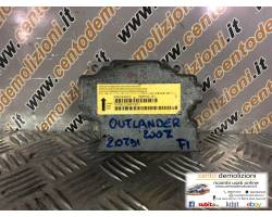 P8635A053 CENTRALINA AIRBAG MITSUBISHI Outlander 2° Serie 2000 Diesel   Km  (2007) RICAMB...