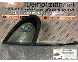 Vetro Fisso Laterale Destro PEUGEOT 207 1° Serie