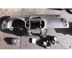 CRUSCOTTO COMPLETO DI AIRBAG PASSEGGERO VOLKSWAGEN Golf 5 Plus 1900 Diesel   Km  (2006) RI...