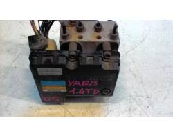 8954152230 ABS TOYOTA Yaris 2° Serie 1400 Diesel  (2005) RICAMBI USATI