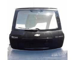 PORTELLONE POSTERIORE COMPLETO CHEVROLET Tacuma 2° Serie Benzina  (2005) RICAMBI USATI