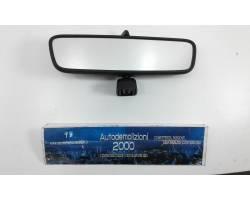 SPECCHIO RETROVISORE INTERNO OPEL Meriva 1° Serie Benzina  (2006) RICAMBI USATI