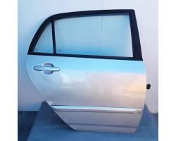 PORTIERA POSTERIORE DESTRA TOYOTA Corolla Berlina 2° Serie Benzina  (2002) RICAMBI USATI