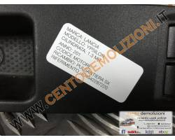 Pulsantiera Anteriore Sinistra Guida LANCIA Ypsilon 4° Serie