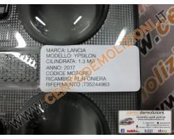 Plafoniera LANCIA Ypsilon 4° Serie