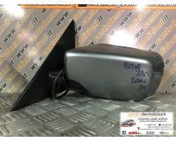 Specchietto Retrovisore Sinistro BMW Serie 3 E46 Berlina 2° Serie