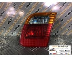 Stop Posteriore Destro Integrato nel Portello BMW Serie 3 E46 Berlina 2° Serie