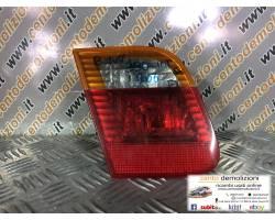 Stop Posteriore Sinistro Integrato nel Portello BMW Serie 3 E46 Berlina 2° Serie
