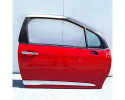 Portiera anteriore Destra CITROEN DS3 1° Serie