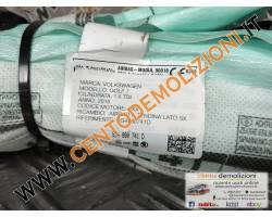 Airbag a tendina laterale Sinistro Guida VOLKSWAGEN Golf 7 Berlina