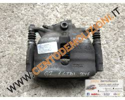 Pinza Freno anteriore Destra VOLKSWAGEN Golf 7 Berlina