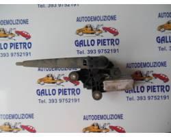 Motorino Tergicristallo Posteriore FIAT 500 1° Serie