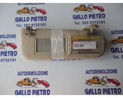 Parasole aletta Lato Passeggero FIAT 500 1° Serie