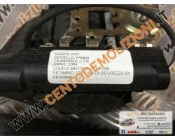 Cintura di sicurezza anteriore sinistra FIAT Panda 2° Serie
