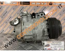 Compressore A/C BMW Serie 3 E46 Berlina 2° Serie