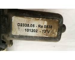 Alzacristallo elettrico ant. SX guida ALFA ROMEO 156 Berlina 1° Serie