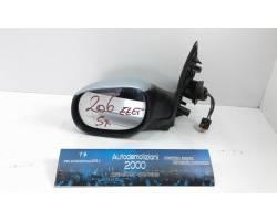 Specchietto Retrovisore Sinistro PEUGEOT 206 2° Serie