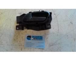 Maniglia interna anteriore Sinistra FIAT Scudo 3° Serie