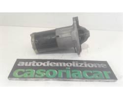 MOTORINO D' AVVIAMENTO RENAULT Megane ll Serie (02>06) 1500 Diesel  (2005) RICAMBI USATI