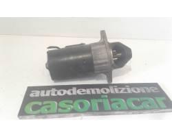 MOTORINO D' AVVIAMENTO OPEL Agila 2° Serie 1000 Benzina  (2004) RICAMBI USATI