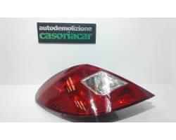 STOP FANALE POSTERIORE SINISTRO LATO GUIDA OPEL Corsa D 5P 1° Serie Benzina  (2011) RICAMBI USATI