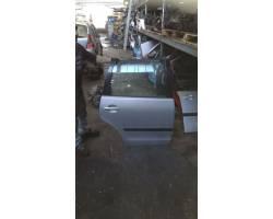 PORTIERA POSTERIORE DESTRA VOLKSWAGEN Lupo 1° Serie Benzina  (2006) RICAMBI USATI