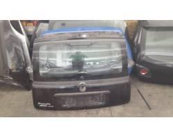 PORTELLONE POSTERIORE COMPLETO FIAT Panda 2° Serie Benzina  (2007) RICAMBI USATI