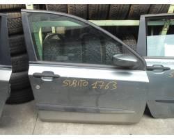 PORTIERA ANTERIORE DESTRA FIAT Stilo Berlina 5P Diesel  (2005) RICAMBI USATI