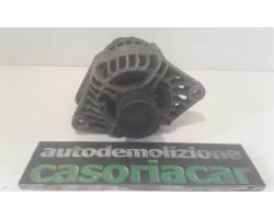 ALTERNATORE FIAT Stilo Berlina 5P 1900 Diesel  (2005) RICAMBI USATI