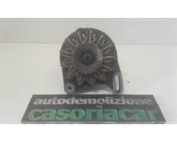 ALTERNATORE FIAT Uno 2° Serie 1000 Benzina  (1992) RICAMBI USATI