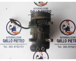 1412f COMPRESSORE A/C PEUGEOT 206 1° Serie 1400 Benzina  (1998) RICAMBI USATI
