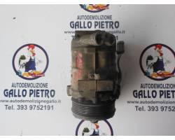 90559843 COMPRESSORE A/C OPEL Astra G Berlina 2000 Diesel  (2003) RICAMBI USATI