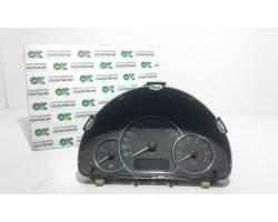 9658241580 QUADRO STRUMENTI PEUGEOT 1007 1° Serie 1400 Benzina  (2005) RICAMBI USATI