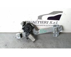 Meccanismo alza vetro Post. DX DACIA Duster 1° Serie