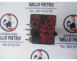 Centralina ABS OPEL Corsa D 3P 1° Serie