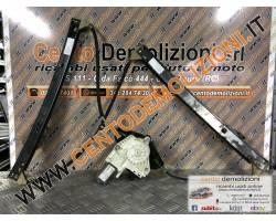 Motorino Alzavetro anteriore Sinistro AUDI A4 Berlina 5° Serie