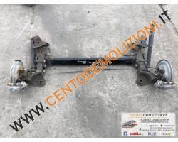 Assale posteriore PEUGEOT 1007 1° Serie