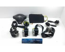 Kit Airbag Completo TOYOTA Yaris 2° Serie