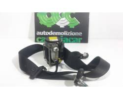 Cintura di Sicurezza anteriore Destra con pretensionatore PEUGEOT Bipper 1° Serie