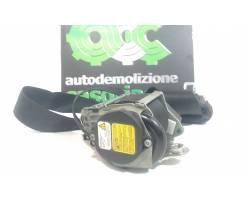 Cintura di Sicurezza anteriore Sinistra con pretensionatore PEUGEOT Bipper 1° Serie